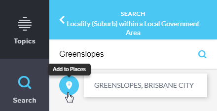Quick search qld